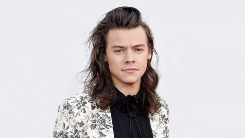 Detienen a hombre y foto se hace viral por parecerse a Harry Styles