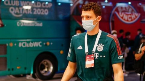 Bayern Munich llega a Qatar para la Semifinal del Mundial de Clubes