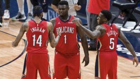 Ingram y Williamson dan a Pelicans triunfo ante Grizzlies