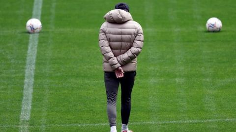 Simeone-Coudet, contra la presión