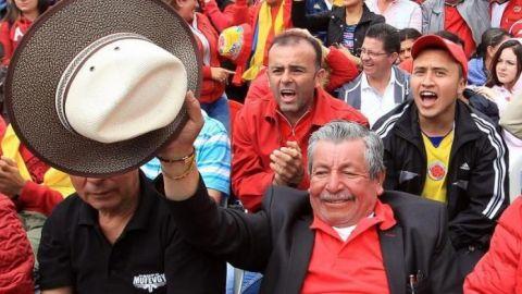 El padre de Nairo Quintana, positivo de covid-19, estable en el hospital