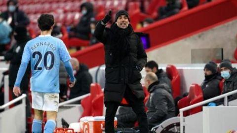 """Guardiola: """"Hoy celebraremos, pero mañana toca trabajar de nuevo"""""""