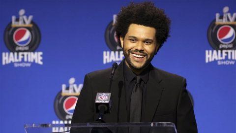 Se acerca el Super Bowl y el show de medio tiempo pero, ¿quién es The Weeknd?