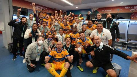 Le llueven las felicitaciones a Tigres