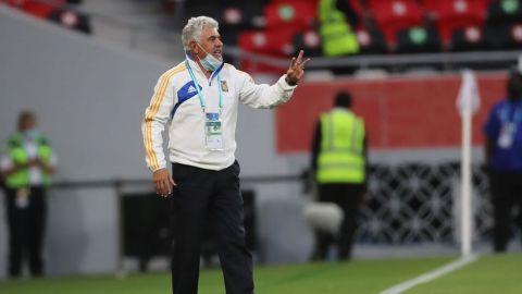 Hay que seguir soñando: Ricardo Ferretti