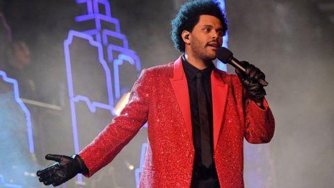 VIDEO: ¡Espectacular show de medio tiempo! The Weeknd brilla en el Super Bowl