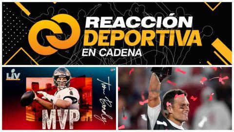 Reacción Deportiva en Cadena: Carlos nos brinda su perspectiva del Super Bowl LV