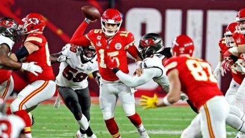 A pesar de la derrota ante Buccaneers, Chiefs son favoritos en Super Bowl LVI