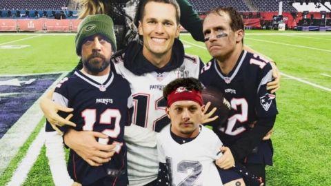 Los memes que dejó el Super Bowl LV