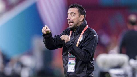 La felicitación de Xavi a los Tigres en el Mundial de Clubes