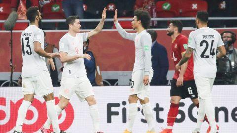 Bayern a la Final del Mundial de Clubes