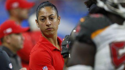 Locust y Javadifar, primeras mujeres en ganar un Super Bowl