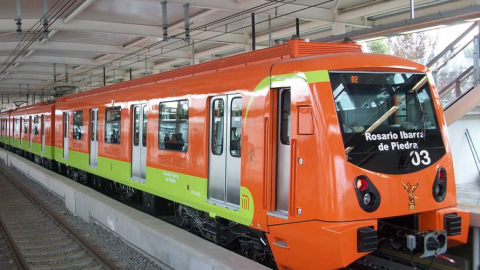 'Cumplimos al 100%', dice directora del Metro de CDMX al reiniciar servicio
