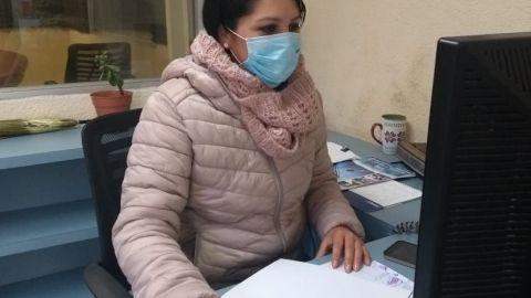 Cubrebocas previene alergias y resfriados
