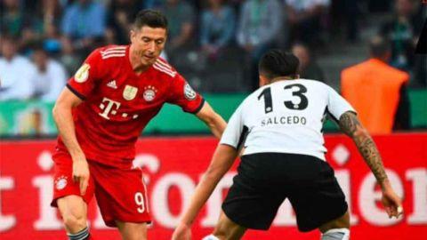 'Salcedo los conoce bien'; Tigres lanza advertencia al Bayern Munich