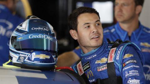 Larson: pensé que tal vez nunca regresaría a NASCAR