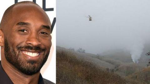 Piloto de Kobe Bryant tenía prohibido volar con nubosidad