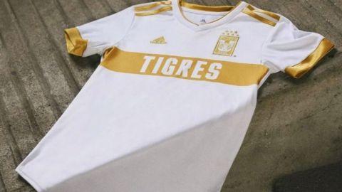 Tigres presenta uniforme previo a la final del Mundial de Clubes