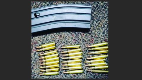 Detenidos con arsenal en Tecate