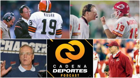 CADENA DEPORTES PODCAST Marty Schottenheimer, un extraordinario legado en la NFL