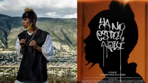 Película mexicana ''Ya no estoy Aquí'' avanza camino al Oscar