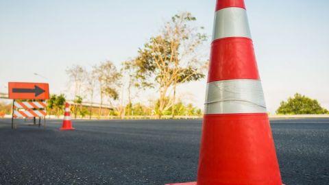 🚧 Choque múltiple en Vía Rápida Oriente genera tráfico lento