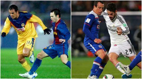 Así les ha ido a los equipos mexicanos en el Mundial de Clubes ante europeos
