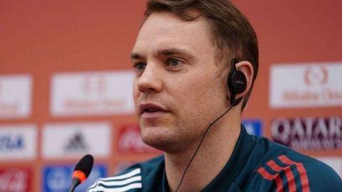 """Neuer: """"En el futbol mexicano no están acostumbrados a nuestro ritmo"""""""