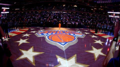 Los Knicks siguen siendo el equipo más valioso de la NBA
