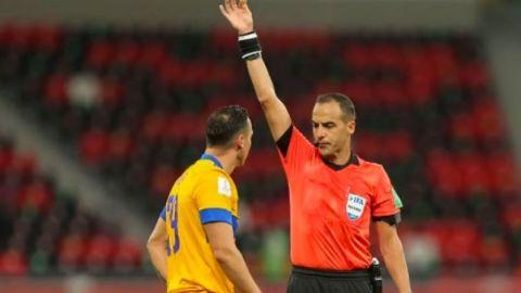 Repetirán árbitro a Tigres en la final del Mundial de Clubes contra el Bayern