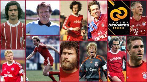 CADENA DEPORTES PODCAST: El Bayern Munich y la clase mundial de sus jugadores