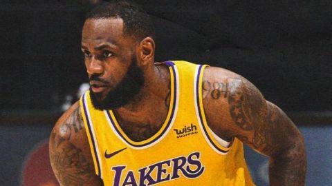 LeBron guía a Lakers a un nuevo triunfo en la prórroga