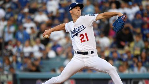 Dodgers de Los Angeles pactan con Walker Buehler por dos temporadas