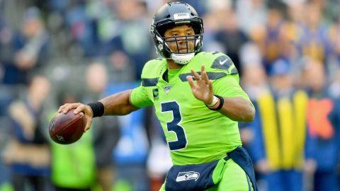 Seahawks reciben llamadas preguntando por disponibilidad de Russell Wilson