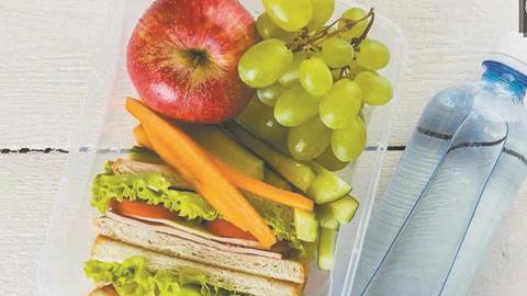 Senado aprueba comida saludable en cooperativas escolares
