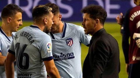 Necesitamos a Héctor Herrera: Diego Simeone