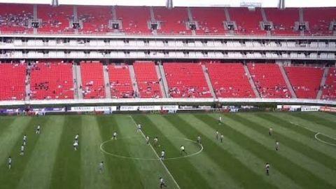 Chivas estudia la posibilidad de abrir al público el Estadio Akron