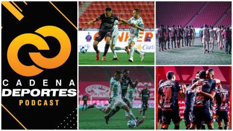 CADENA DEPORTES PODCAST Análisis J6, Xolos vs León: Con polémica, gana Tijuana