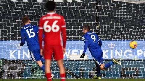 Leicester City remonta de forma increíble al Liverpool
