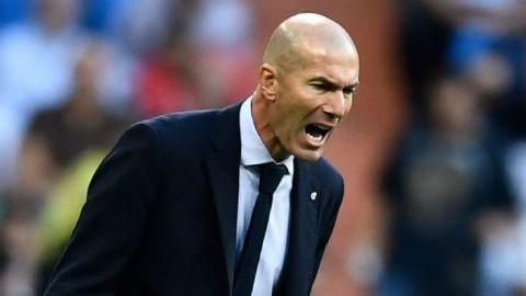 Zidane sabe de la presión por estar en el Madrid