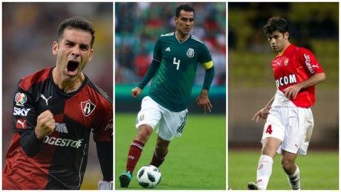 Monaco y Atlas felicitan a Rafa Márquez por su cumpleaños