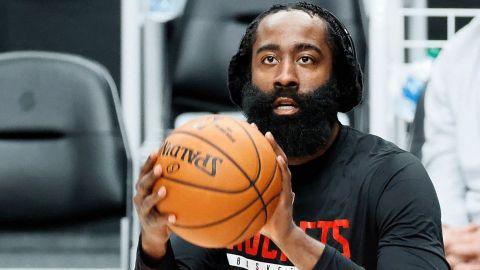 Harden lamenta cómo acabó su era con Houston Rockets