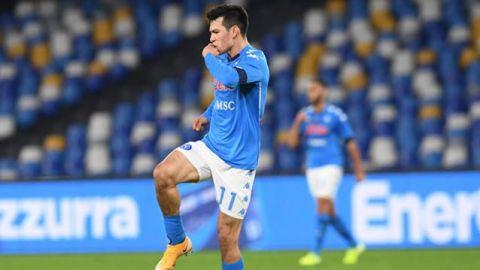 ¡Lozano con una pierna! Chucky lo da todo y el Napoli vence a Juventus