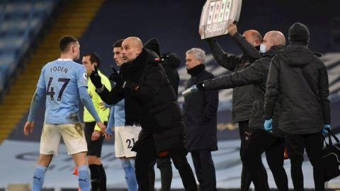 Guardiola ajusticia al Tottenham y la Premier con goleada