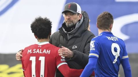 Klopp descarta al Liverpool para la Premier