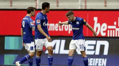 El Schalke suma un nuevo punto en Berlín