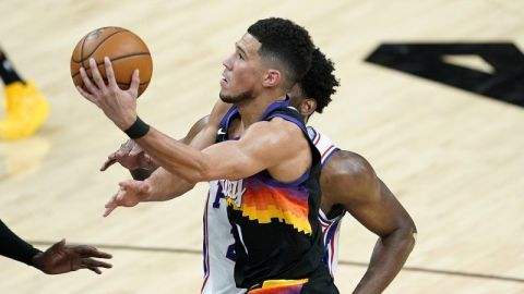 Suns siguen con su buena racha al ganar quinto juego al hilo