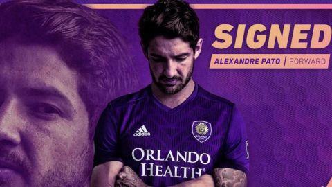 Alexandre Pato a la MLS, llega al Orlando City