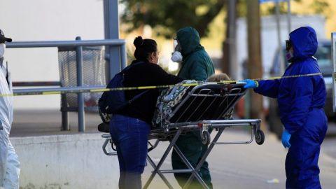 México reporta 173 mil 771 muertes por Covid-19