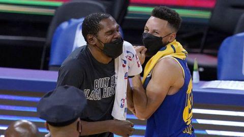 Ahora con Nets, Durant destroza a su equipo anterior, los Warriors